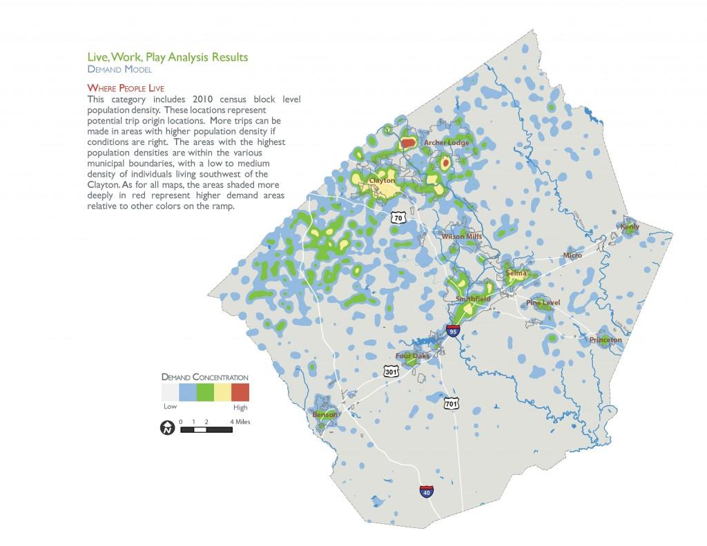 Johnston County Demand Analysis LIVE